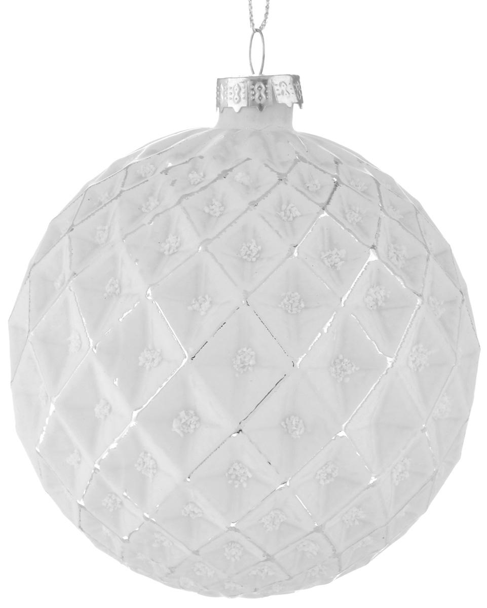 Новогоднее подвесное украшение Феникс-Презент Ромбы, диаметр 9 см вставка для теплицы из оцинк трубы презент воля 2м поликарбонат
