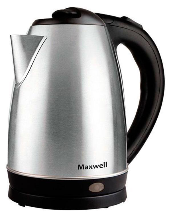 Maxwell MW-1055 электрический чайник цена и фото