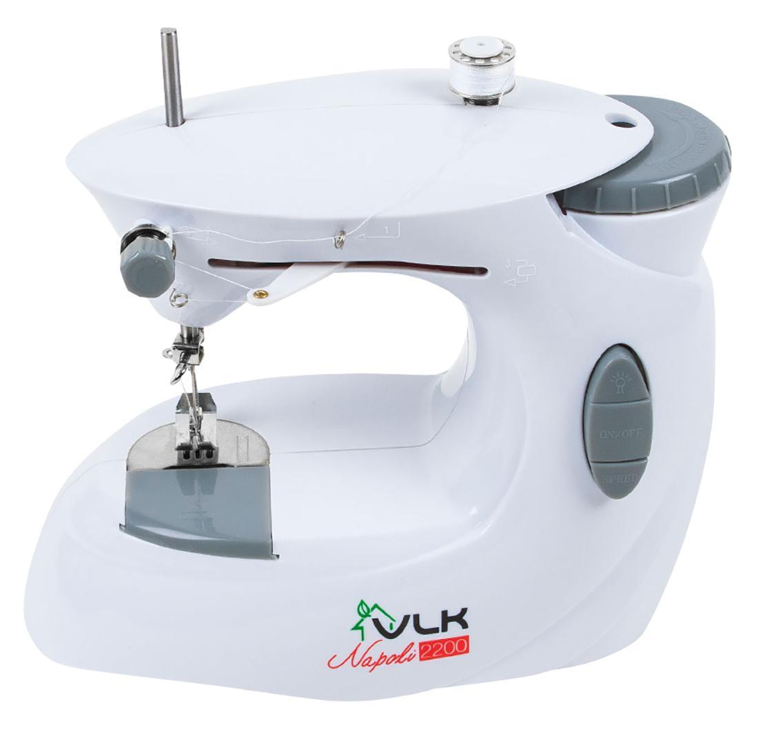 VLK 2200 швейная машина швейная машина vlk napoli 2200 белый