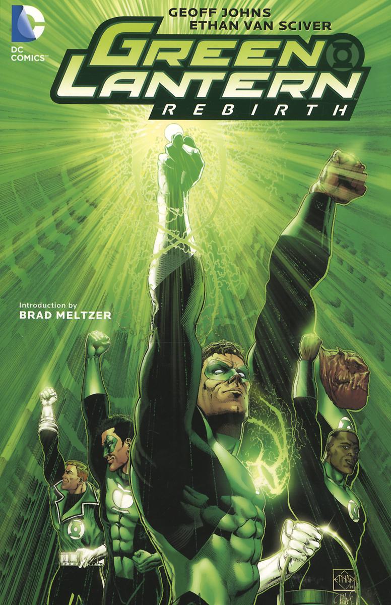 Green Lantern: Rebirth green lantern by geoff johns omnibus volume 3