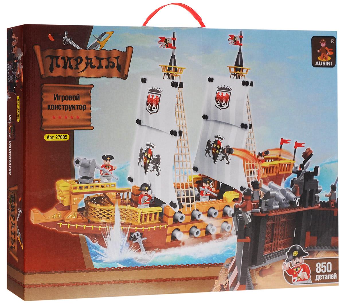 Ausini Конструктор Пираты
