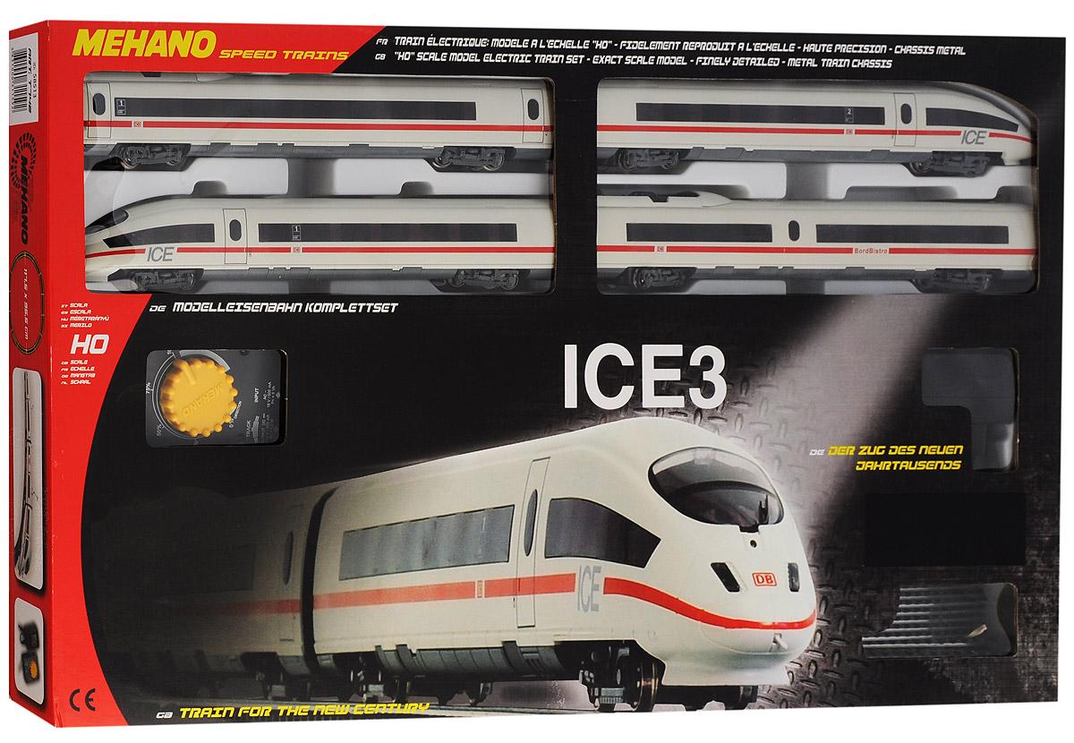 Железная дорога Mehano ICE 3 (Сапсан) mehano железная дорога ice3 с ландшафтом