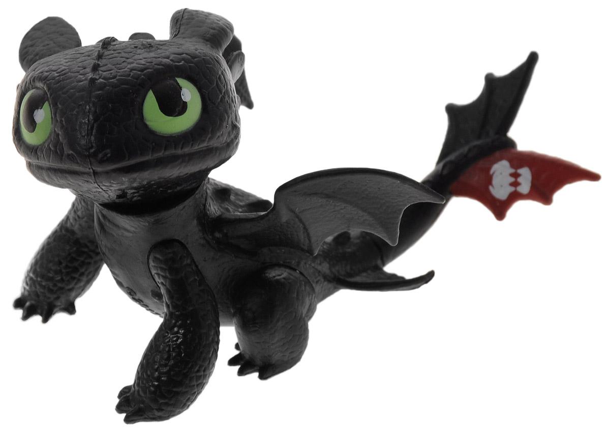 Dragons Фигурка Toothless сидящий dragons фигурка toothless 20069687