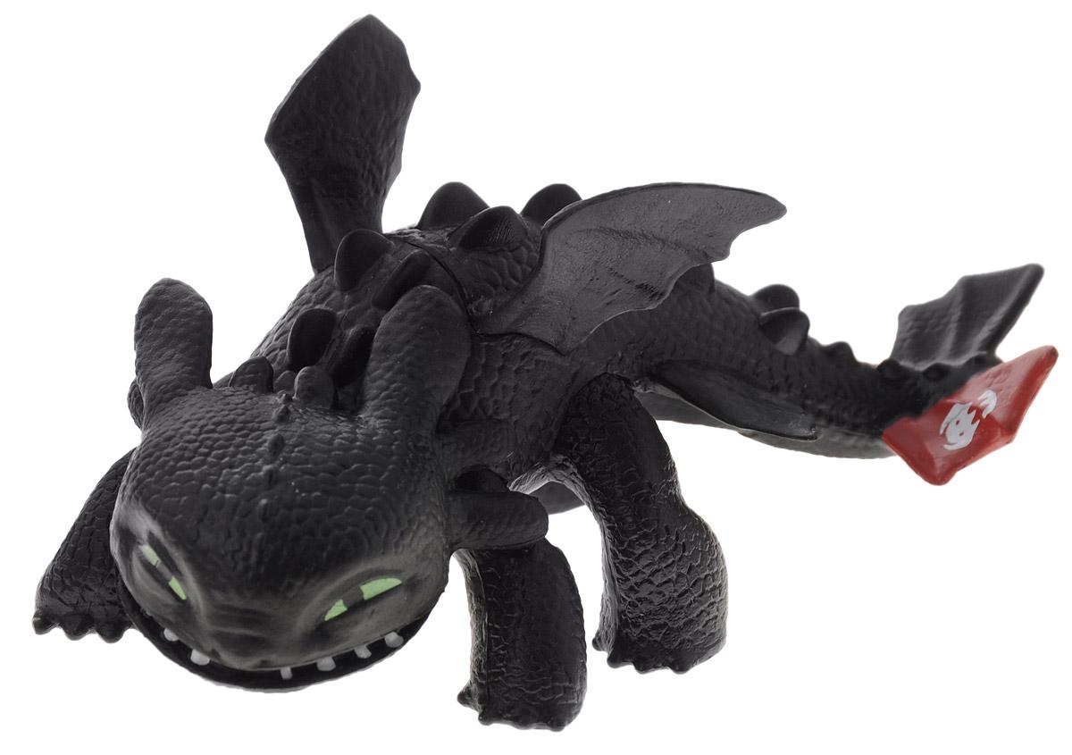 Dragons Фигурка Toothless скалящийся функциональный дракон dragons
