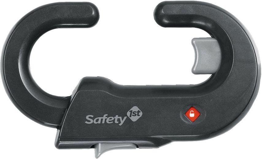 Safety 1st Блокиратор распашных дверей цвет серый