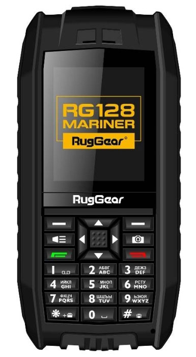 RugGear Mariner RG128, Black