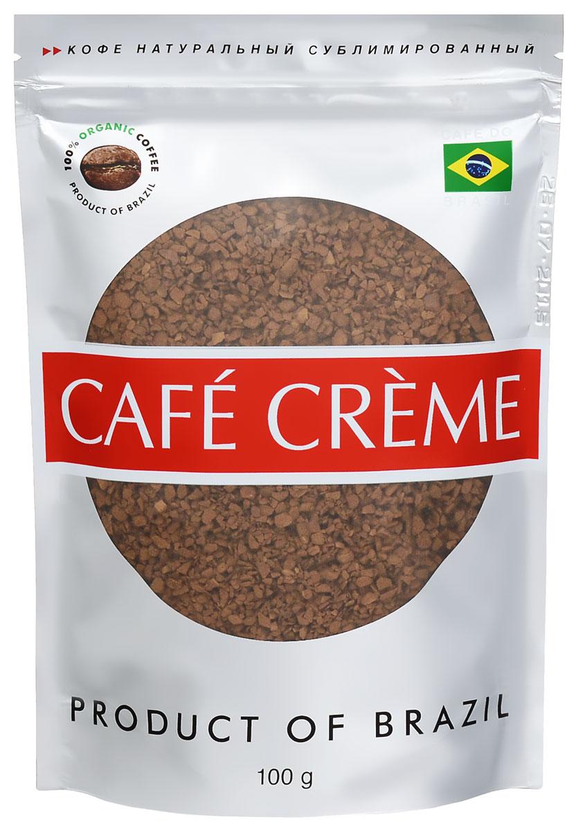 Cafe Creme Original кофе растворимый, 100 г4607141335372Cafe Creme Originalидеально подойдет для Кафе де манья- завтрака по-бразильски, состоящего из одной чашечки очень горячего и очень крепкого кофе. Добавив две чайные ложечки меда и лимонный сок по вкусу, можно приготовить легендарный напиток здоровья и долголетия,укрепляющий иммунитет. Именно его употребляют в течение дня жители Эспирито-Санто, горной местности на юго -востоке Бразилии, где произрастает один из лучших сортов бразильской арабики.