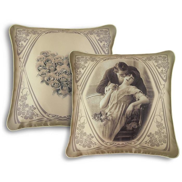 BORЯN Декоративная подушка