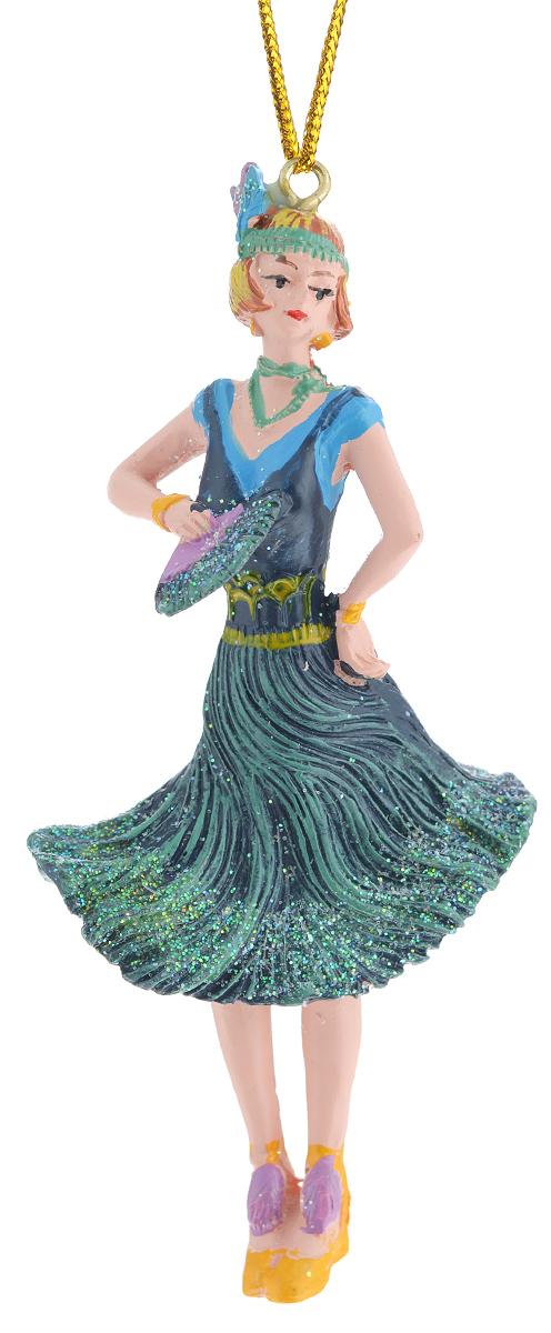 Новогоднее подвесное украшение Феникс-презент Девушка с веером38331Новогоднее украшение Феникс-презент Девушка с веером, изготовленное из высококачественногополирезина, прекрасно подойдет для праздничного декора дома иновогодней ели. С помощьюспециальной текстильной петельки его можно повесить в любомпонравившемся вам месте.Елочная игрушка - символ Нового года. Она несет в себе волшебство и красоту праздника.Создайте в своем доме атмосферу веселья и радости, украшая новогоднюю елку наряднымиигрушками, которые будут из года в год накапливать теплоту воспоминаний.