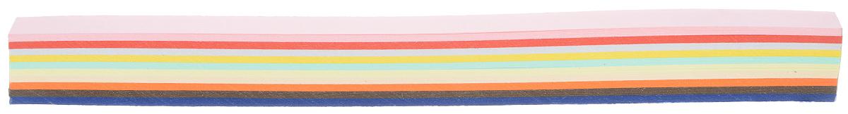 Бумага для квиллинга АртНева Ассорти, 15 мм х 297 мм, 125 листов688927Бумага для квиллинга АртНева - это порезанные специальным образом полоски бумаги определенной плотности. Такая бумага пластична, не расслаивается, легко и равномерно закручивается в спираль, благодаря чему готовым спиралям легче придать форму. Квиллинг (бумагокручение) - техника изготовления плоских или объемных композиций из скрученных в спиральки длинных и узких полосок бумаги. Из бумажных спиралей создаются необычные цветы и красивые витиеватые узоры, которые в дальнейшем можно использовать для украшения открыток, альбомов, подарочных упаковок, рамок для фотографий и даже для создания оригинальной бижутерии. Это простой и очень красивый вид рукоделия, не требующий больших затрат.В наборе бумага 10 разных цветов: синий, коричневый, оранжевый, бежевый, светло-желтый, мятный, желтый, голубой, красный, розовый. Ширина: 15 мм.Длина: 29,7 см.Плотность бумаги: 160 г/м2.