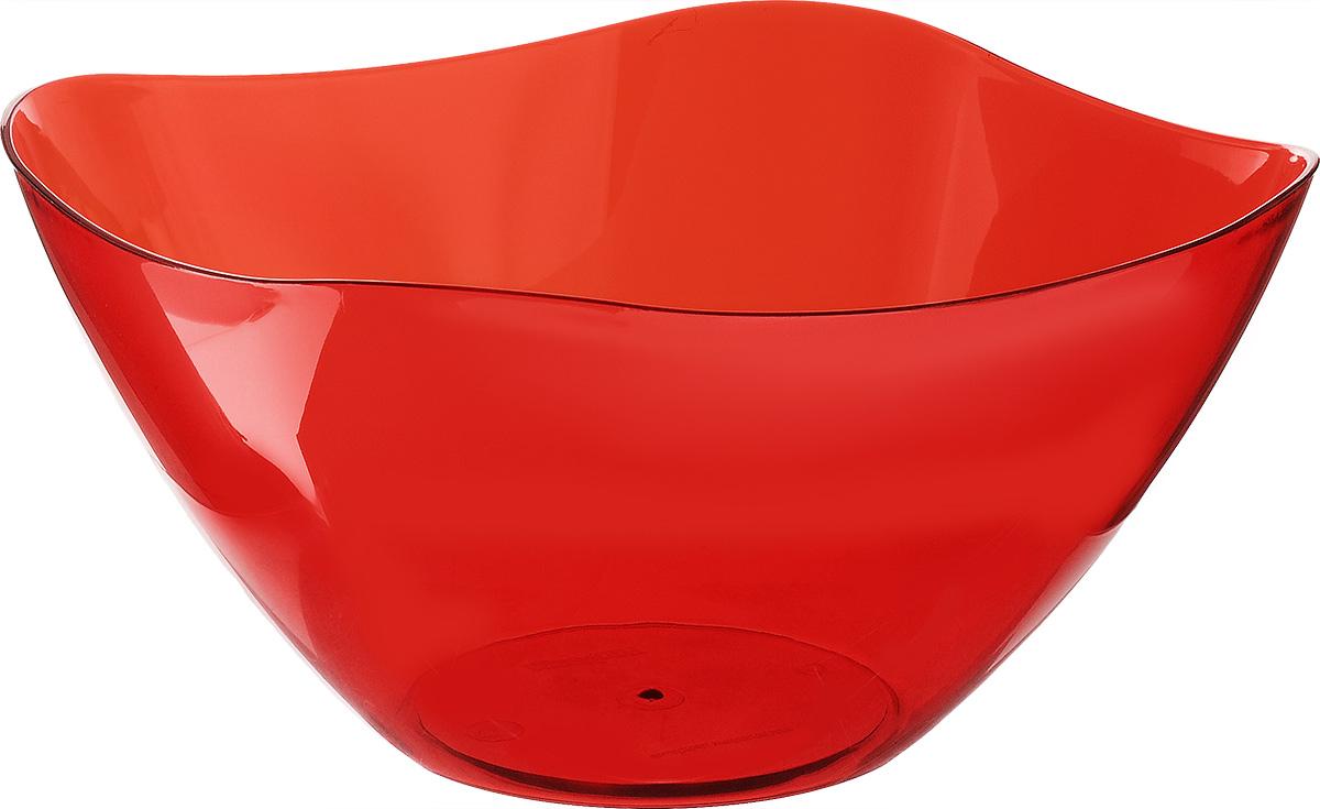 Салатник Беросси выполнен из первоклассного пластика. Посуда подходит к любому интерьеру.Можно мыть в посудомоечной машине.Подходит для любых событий и торжеств.Не использовать на открытом огне.
