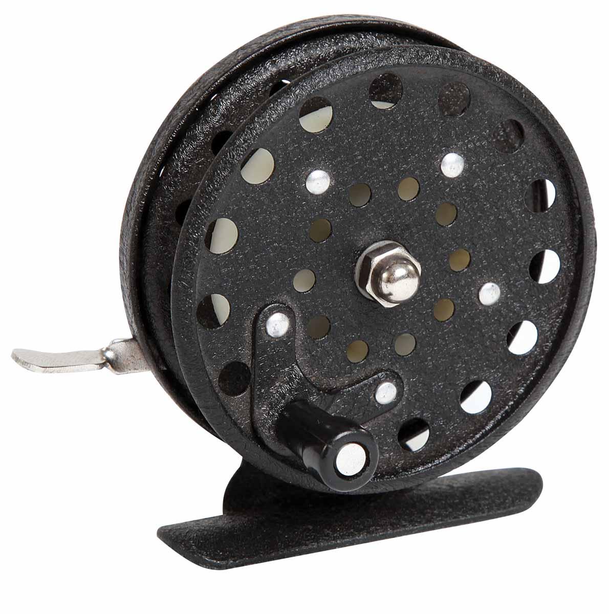 Катушка проводочная Salmo Ice, диаметр 65 ммM1020Проводочная катушка Salmo Ice выполнена из высококачественного металла, что обеспечивает ей долгий срок эксплуатации. Предназначена для ловли на поплавочную удочку и нахлыста. Изделие оснащено клавишным тормозом.Диаметр катушки: 65 мм.Вес катушки: 90 г.