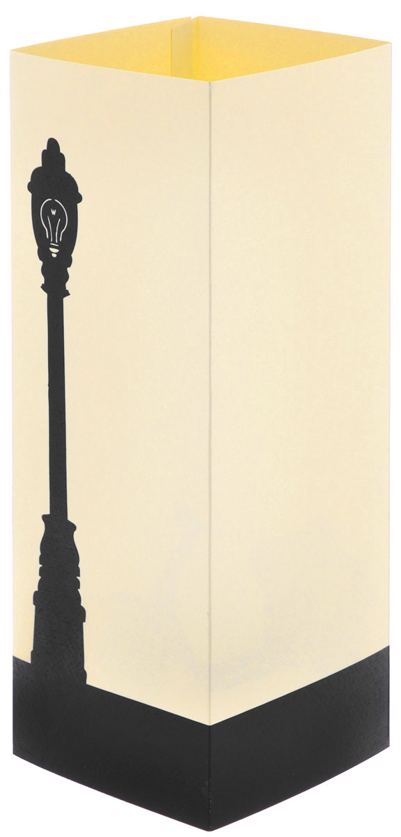 Светильник Аврора Vespa, настольный. AL-005AL-005Настольный светильник Аврора Vespa позволяет создать неповторимую игру света и тени. Изделие поставляется в разобранном виде. Для сборки не требуется инструментов и технических навыков. Светильник состоит из основания, картонного плафона с изображением уличного фонаря и сетевого шнура с патроном, оснащенного переключателем. Предназначен для использования в закрытых помещениях. Рекомендуется использовать светодиодную лампочку мощностью не более 6,5 Вт и энергосберегающую лампочку мощностью не более 11 Вт. Для чистки использовать только сухие материалы или пылесос. Размер плафона: 11 см х 11 см х 32 см. Технические параметры:- Класс защиты от поражения электрическим током: 2.- Степень защиты: IP20.Уважаемые клиенты! Обращаем ваше внимание, что лампочка в комплект не входит.