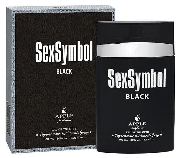 Apple Parfums Black. Туалетная вода, 100 мл туалетная вода s oliver туалетная вода s oliver superior man 30 мл