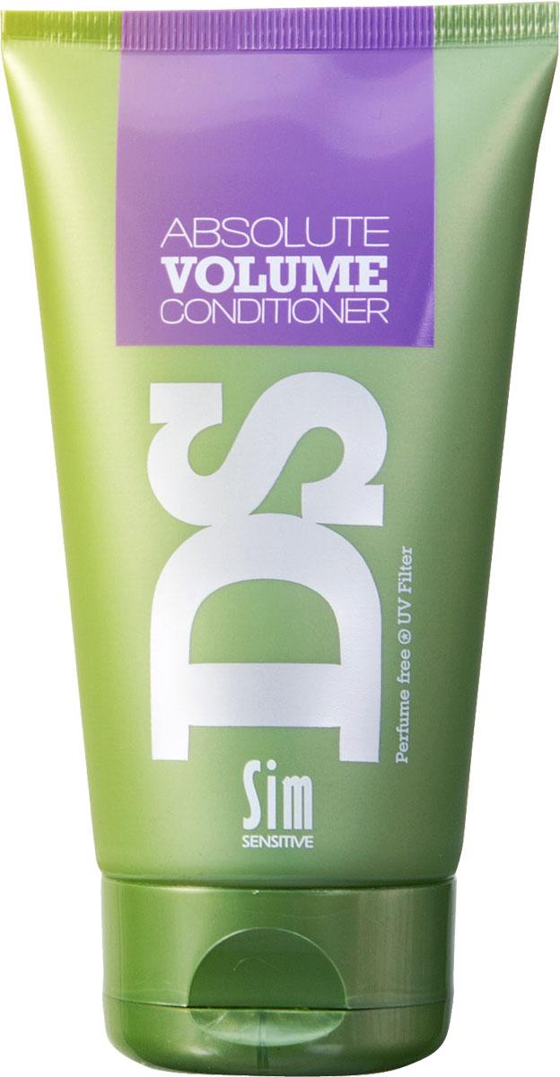 SIM SENSITIVE Бальзам для объема волос Absolute Volume 150 мл5189Бальзам Абсолют Волюм входит в состав комплекса Абсолют Волюм DS by Sim Sensitive. Основной задачей бальзама является увлажнение, смягчение и текстурирование волос. Кроме этого, бальзам придает волосам упругость и объем и пышность. Бальзам сделает волосы любого типа – тонкие, нормальные или комбинированные - более упругими. В целях достижения эффекта, в бальзам включены необходимые для этого ингредиенты: натуральный воск и глицерин. Также бальзам снабжен УФ-фильтром, защищающим волосы от ультрафиолета. Бальзам не содержит сульфаты, парабены и ароматизаторы.Состав:aqua, cetylalcohol, cetearyl alcohol, ppg-3 myrstyl ether, quaternium-87, glycerin, polyquaternium-67, behentrimonium chloride, dipalmitoylethyl hydroxyethylmonium methosulfate, ceteareth-20, ethylhexyl methoxycinnamate, phenoxyethanol, ethylhexylglycerin