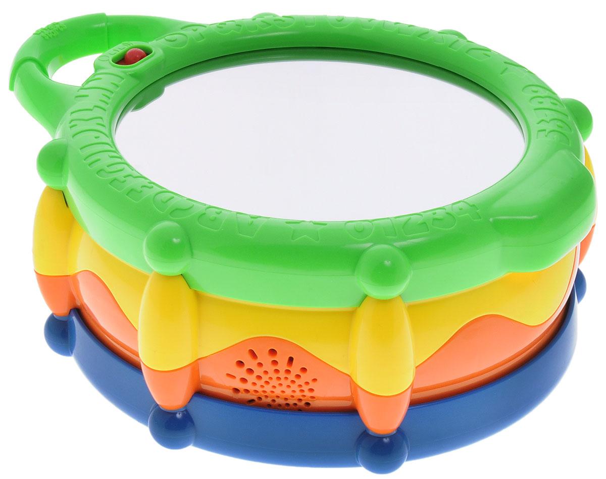 Bright Starts Развивающая игрушка Барабан игрушка подвеска bright starts развивающая игрушка щенок