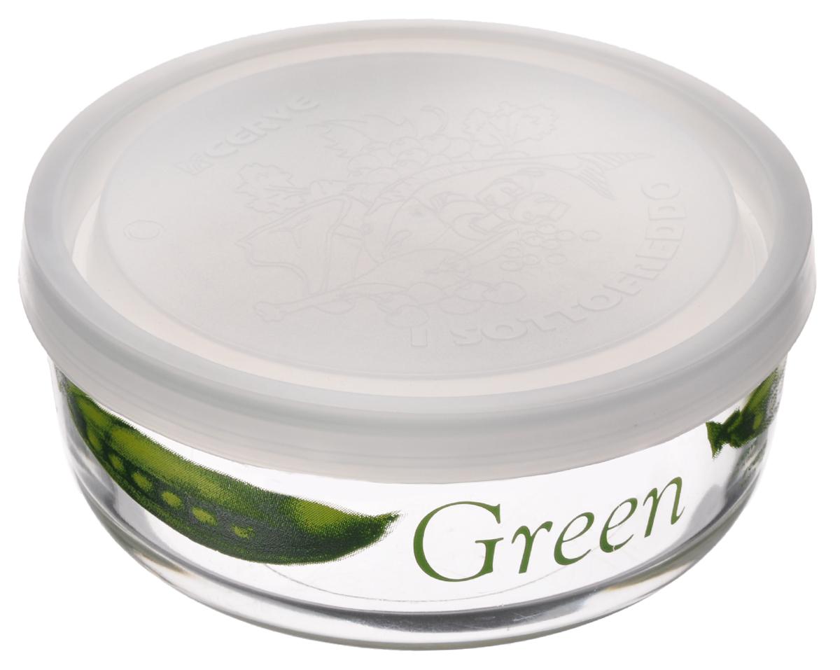 Контейнер Cerve Катерина, 320 млCEL83000Круглый контейнер Cerve Катерина изготовлен из высококачественногозакаленного стекла. Герметичная крышка, выполненная из полипропилена,надежно закрывается, и продукты дольше остаются свежими.Подходит для мытья в посудомоечной машине, хранения в холодильных иморозильных камерах, использования в СВЧ-печах. Выдерживает резкий перепадтемператур.Диаметр контейнера (по верхнему краю): 11 см. Высота контейнера: 5 см.