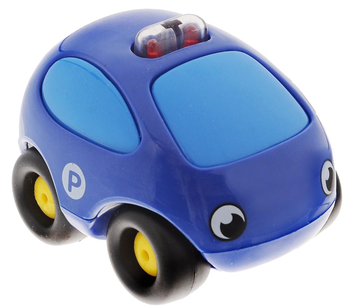 Smoby Машинка Vroom Planet цвет синий smoby машинка vroom planet цвет красный желтый