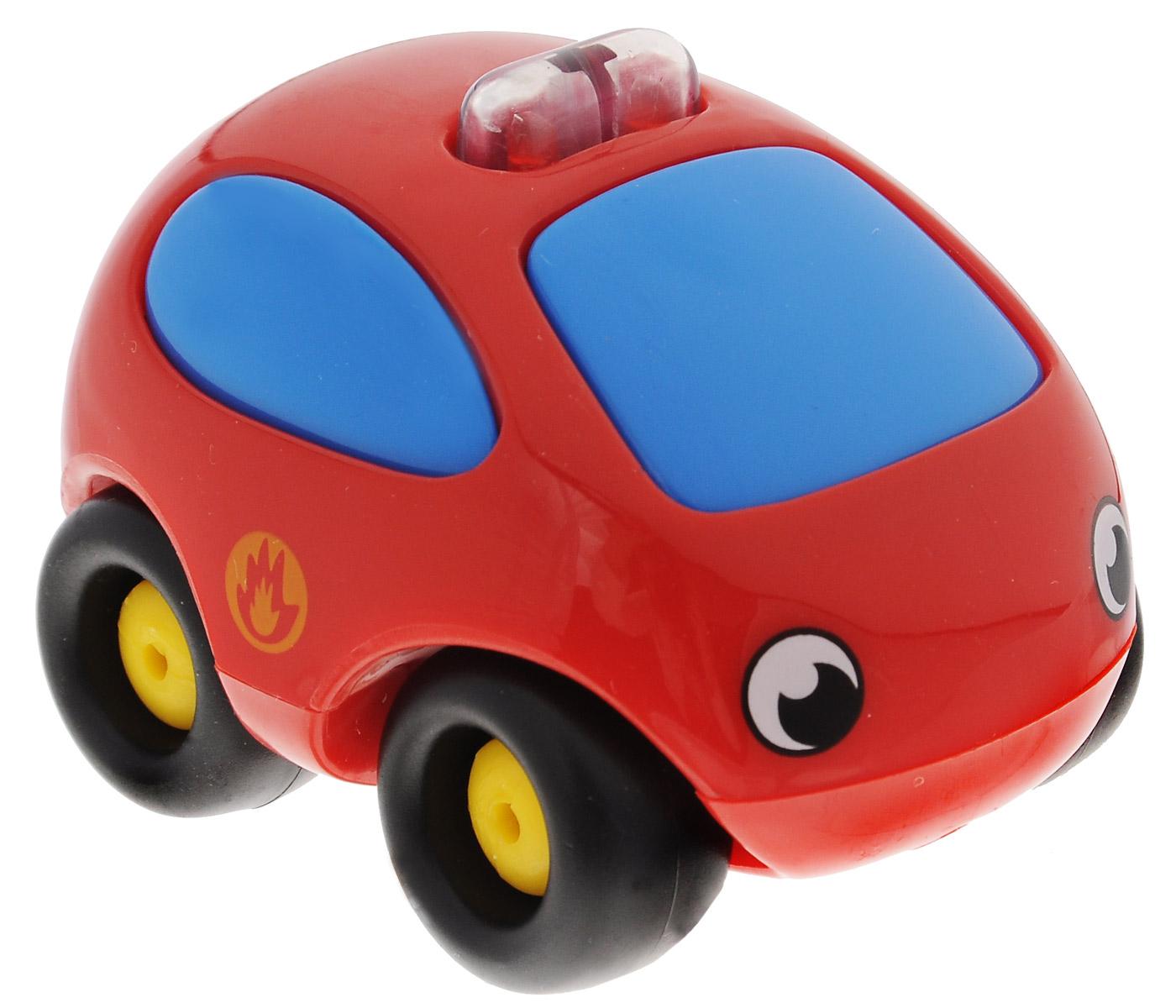 Smoby Машинка Vroom Planet цвет красный smoby машинка vroom planet цвет красный желтый