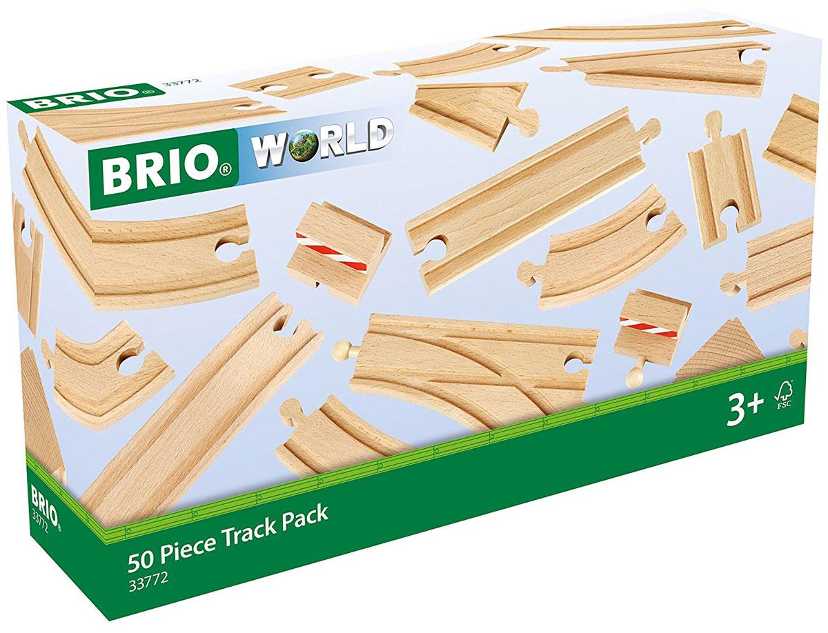 Brio Железная дорога Большой набор деталей
