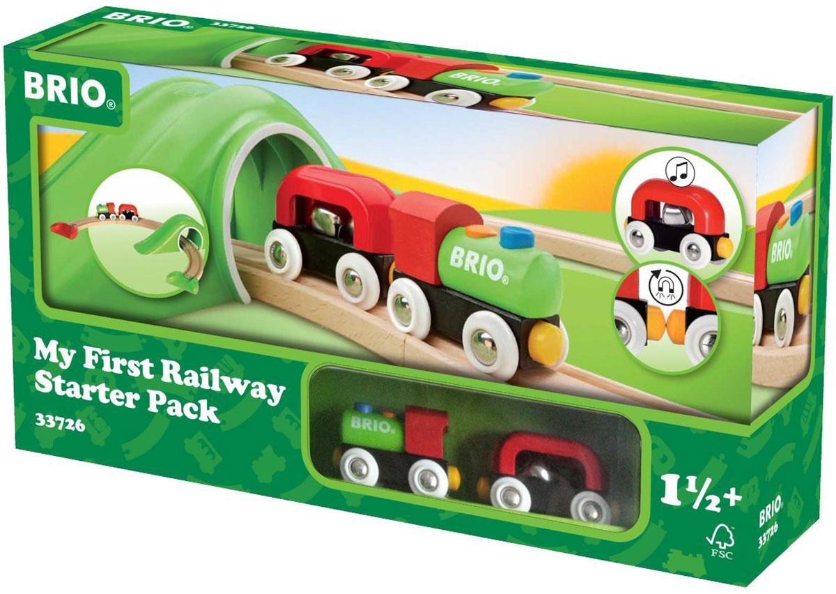 Brio Железная дорога Для самых маленьких - Железные дороги