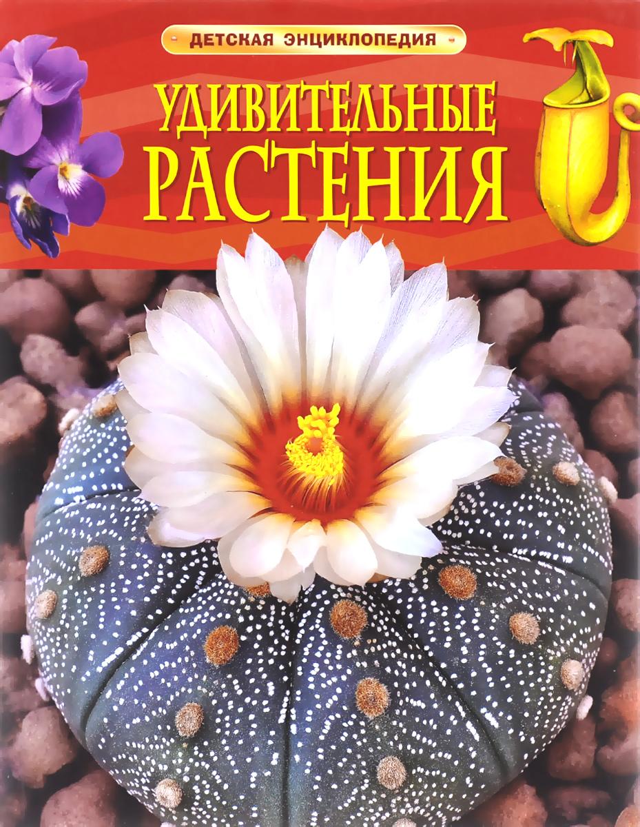 Ирина Травина Удивительные растения растения