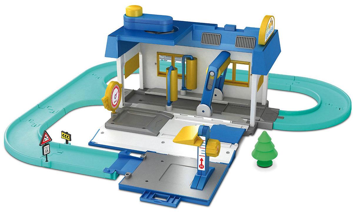 Robocar Poli Игровой набор Мойка набор игровой для мальчика poli средний трек с умной машинкой