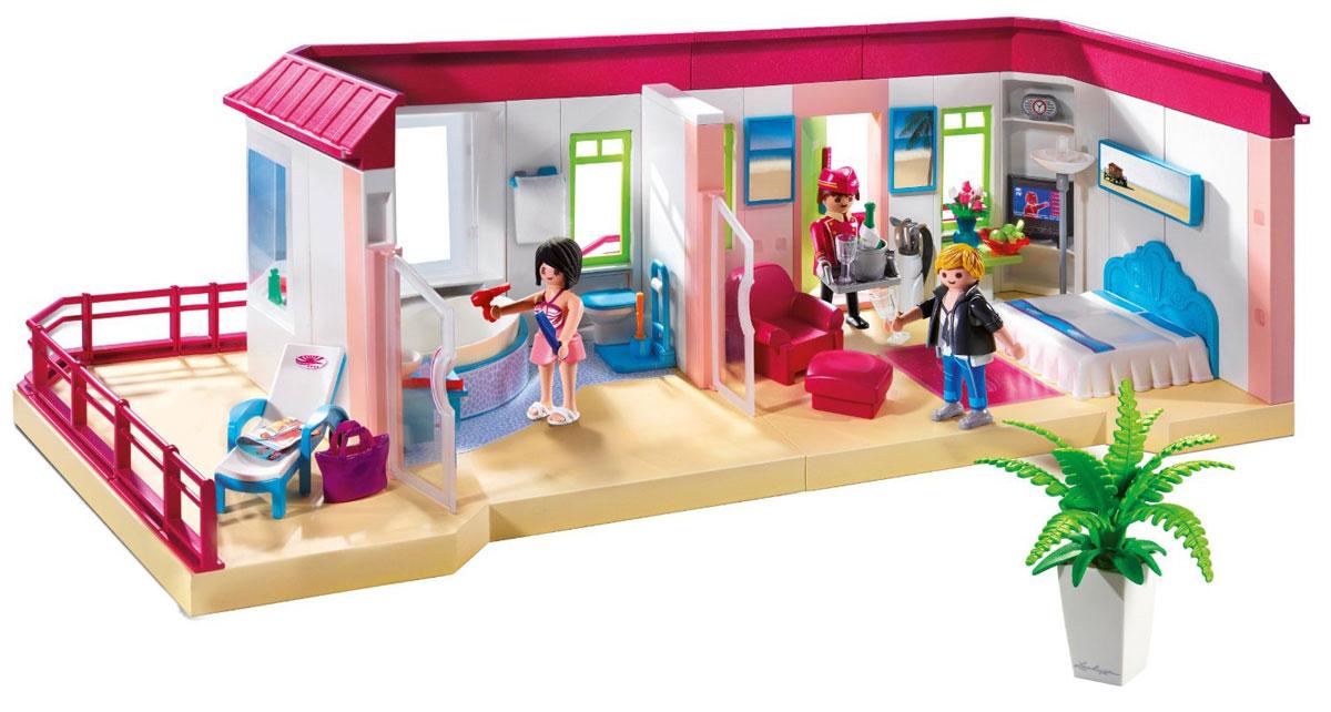 Playmobil Игровой набор Отель Номер люкс особняк номер для гостей playmobil
