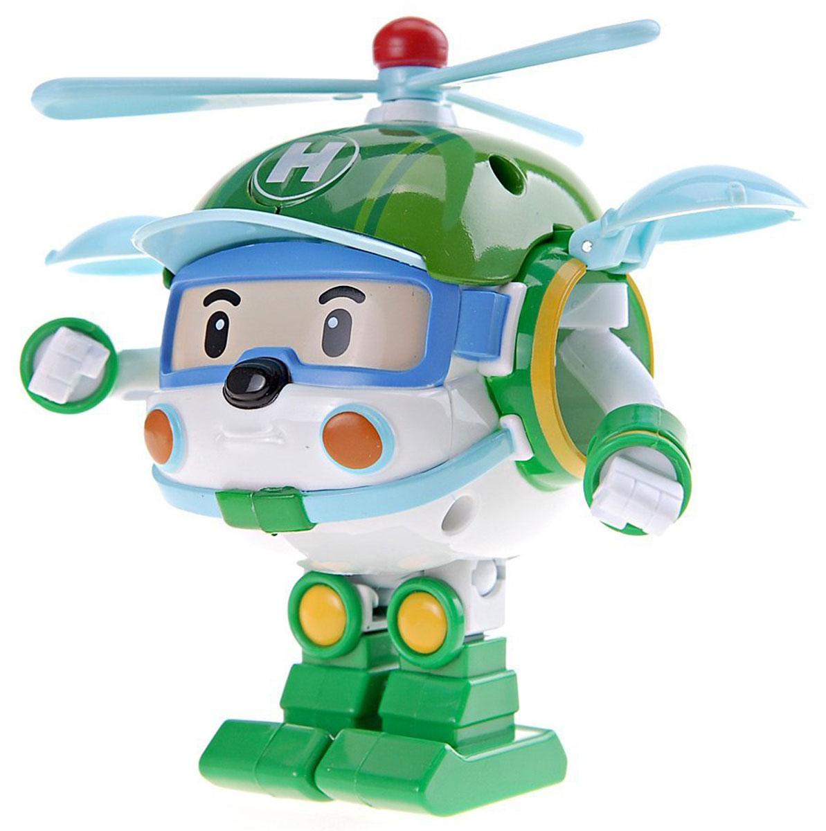 Robocar Poli Игрушка-трансформер Хэли 10 см robocar poli хэли 15см 83193