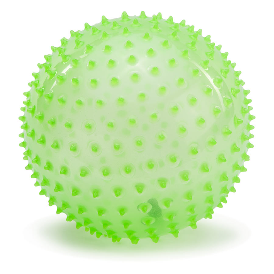 PicnMix Массажно-игровой мяч Геймбол 18 см цвет светящийся113009Массажно-игровой мяч PicnMix Геймбол привлечет внимание вашего ребенка и станет его любимой игрушкой. Мяч снабжен ниппелем и подходит для игр в воде. Мяч способствует гармоничному развитию всей мускулатуры ребенка, тренировке реакции, координации, цветового и тактильного восприятия. Уважаемые клиенты! Обращаем ваше внимание, что в ходе хранения и транспортировки мяч может терять часть воздуха. При необходимости его можно подкачать до нужного размера. Йога: все, что нужно начинающим и опытным практикам. Статья OZON Гид