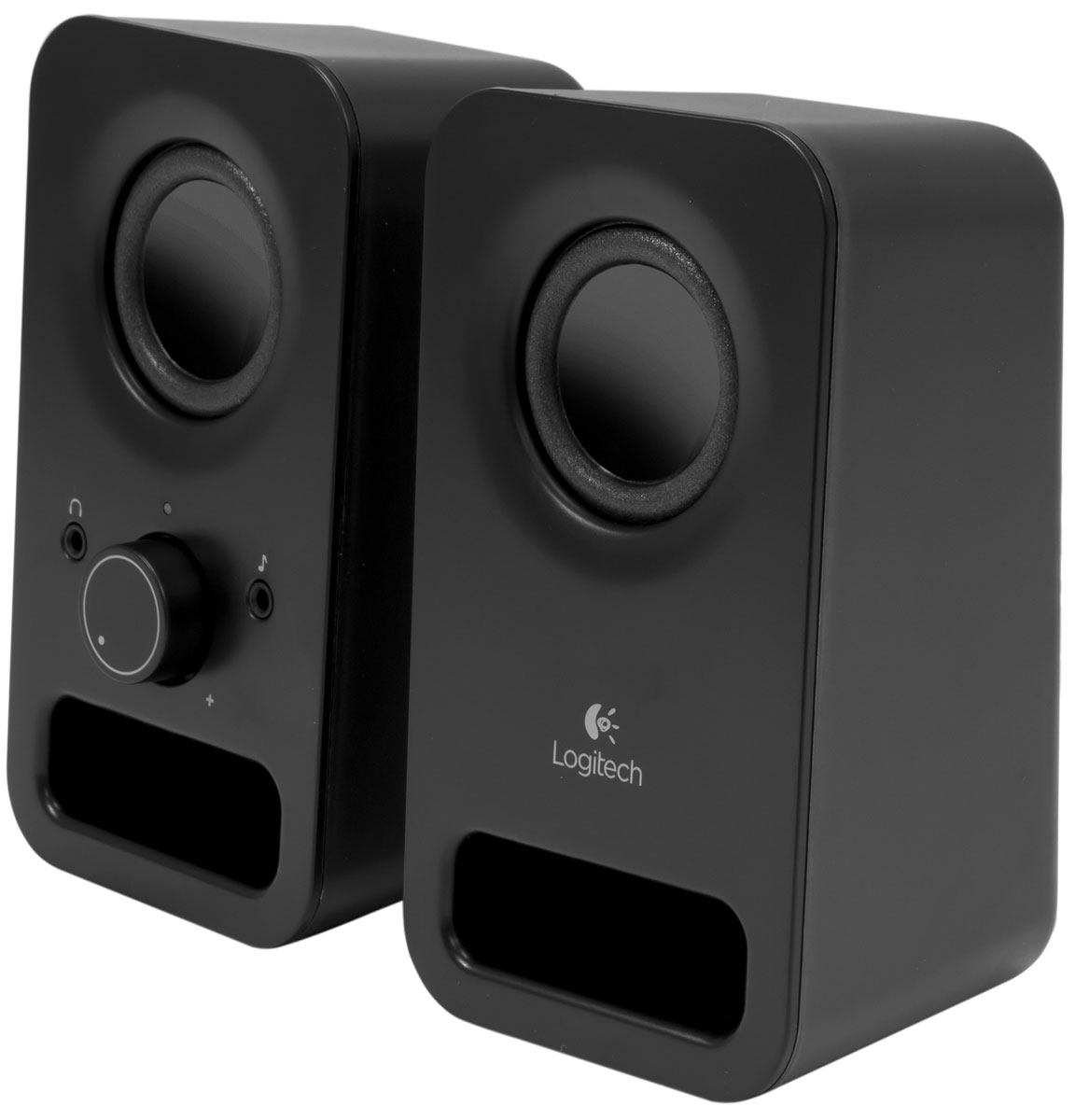 Logitech Z150, Midnight Black (980-000814) колонки колонка logitech z523 light speaker system 980 000367 980 000321