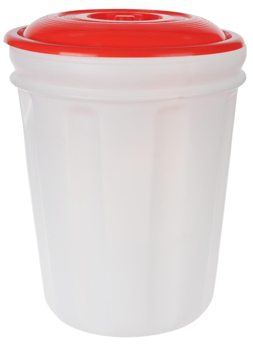 Бак Альтернатива, 40 лM458Бак Альтернатива на 40 литров, изготовленный из прочного пищевого пластика, предназначен для транспортировки и хранения пищевых жидкостей. Изделие безопасно для здоровья, герметично, устойчиво к растрескиванию, легко очищается и не сохраняет нежелательных запахов. Имеет широкое удобно отверстие, которое прочно закручивается крышкой, а для удобства переноски имеются встроенные ручки. Также можно использовать на дачных участках для хранения поливочной воды, компоста, в качестве емкости для сыпучих строительных материалов.