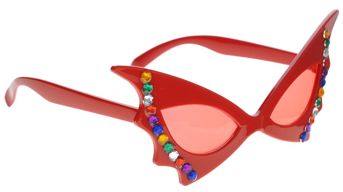 Очки карнавальные Феникс-Презент Элегантность феникс презент маскарадный костюм для девочки лесная фея 6 8 лет