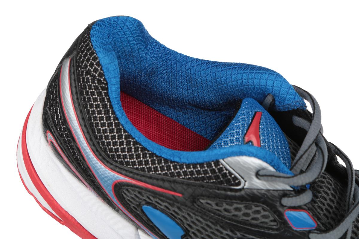Кроссовки мужские для бега Joma Speed, цвет:  черный, синий.  R. SPEEDS-514.  Размер 10,5 (44) Joma