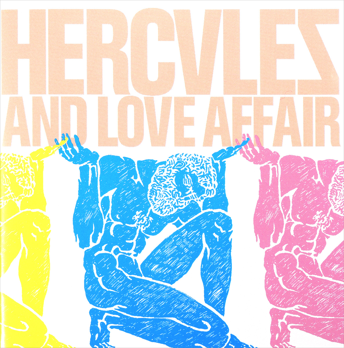 Hercules And Love Affair. Hercules And Love Affair