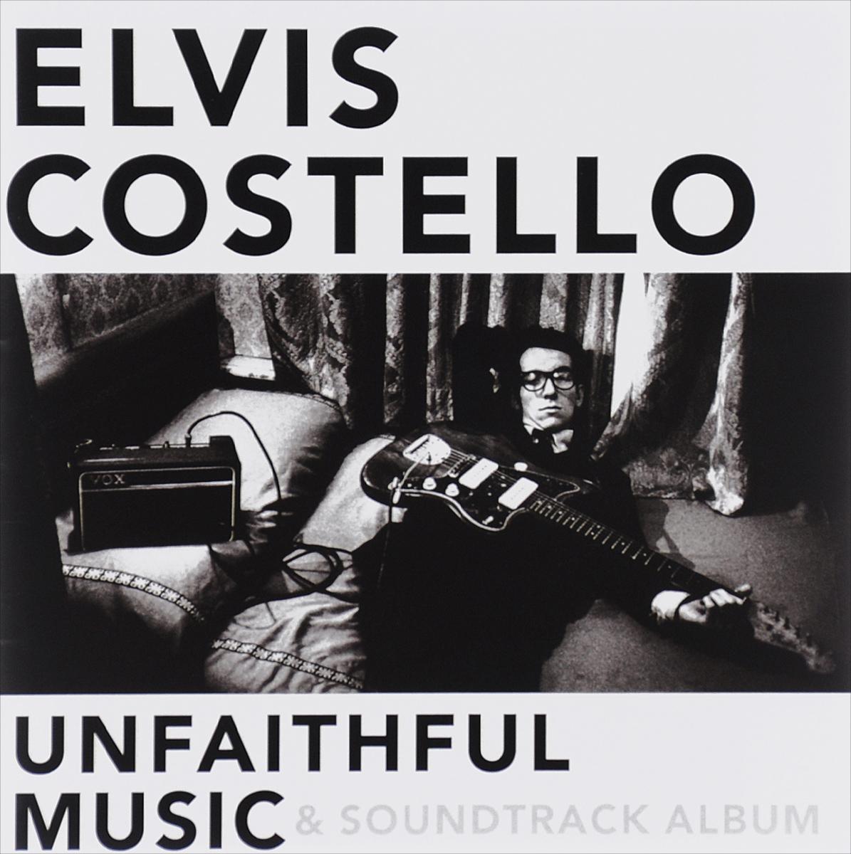 Elvis Costello. Unfaithful Music & Soundtrack Album (2 CD) son of a gun original soundtrack album music by jed kurzel