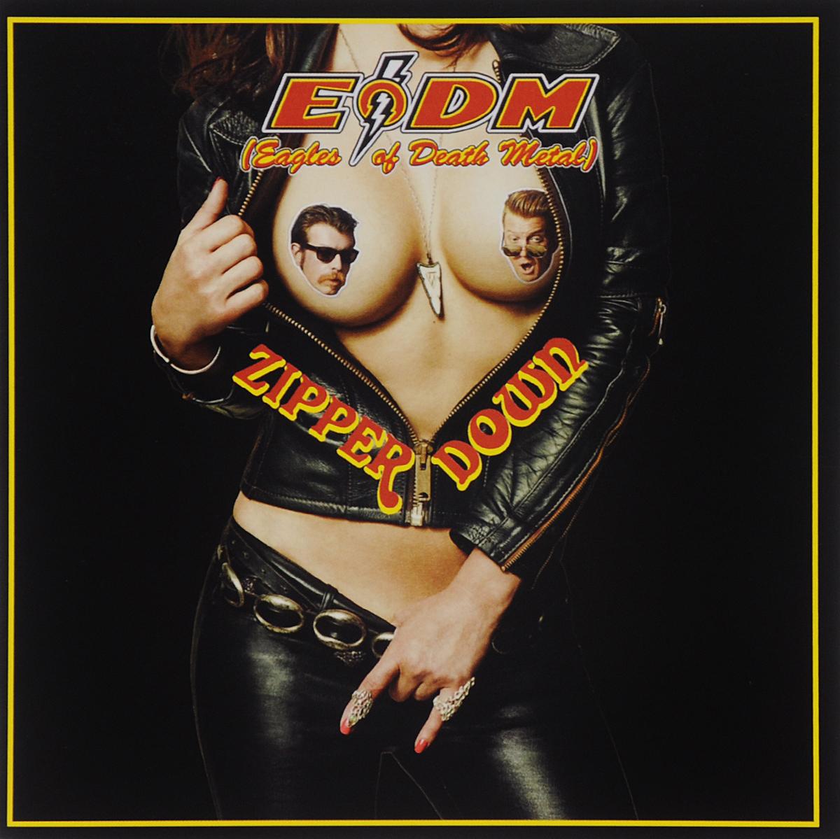 EODM EODM (Eagles of Death Metal). Zipper Down