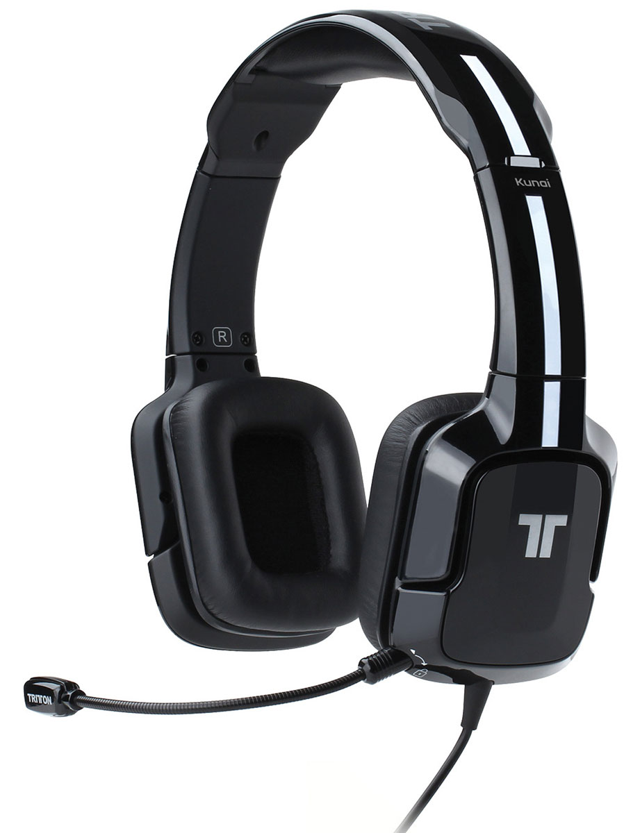 Tritton Kunai, Black стереогарнитура для PS3/PS4 playstation