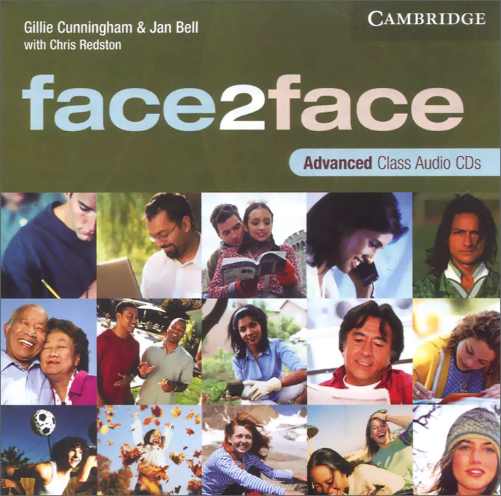 Face2Face: Advanced Class CDs (аудиокурс на 3 CD) face2face advanced student s book dvd rom