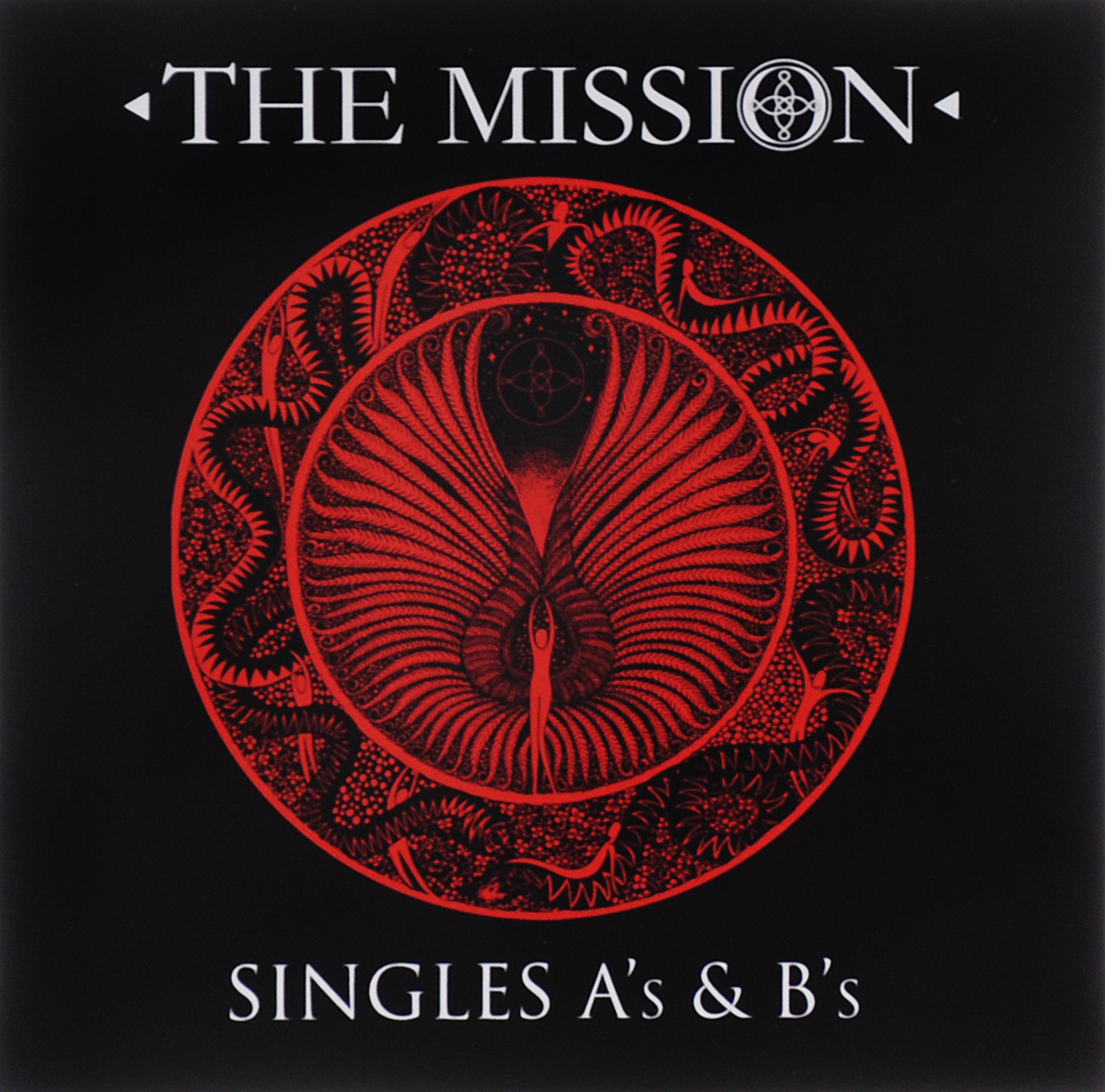 The Mission The Mission. Singles A's & B's (2 CD) cd диск a ha the definitive singles collection 1984 2004 1 cd