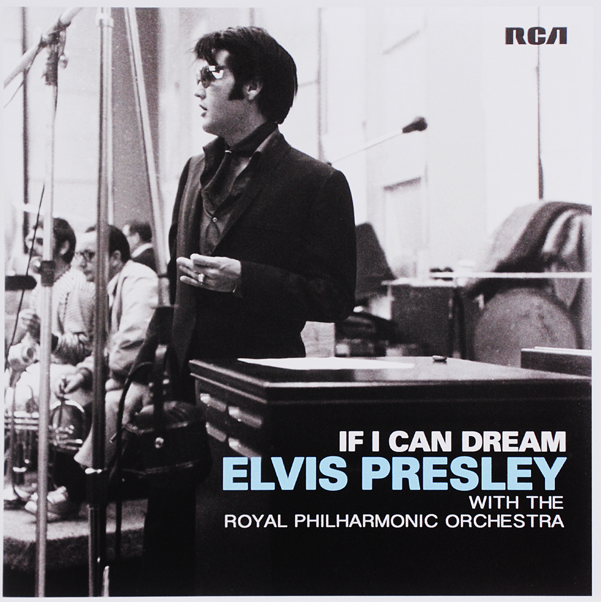 Элвис Пресли,The Royal Philharmonic Orchestra Elvis Presley With The Royal Philharmonic Orchestra. If I Can Dream виниловая пластинка elvis presley if i can dream with the royal philharmonic orchestra