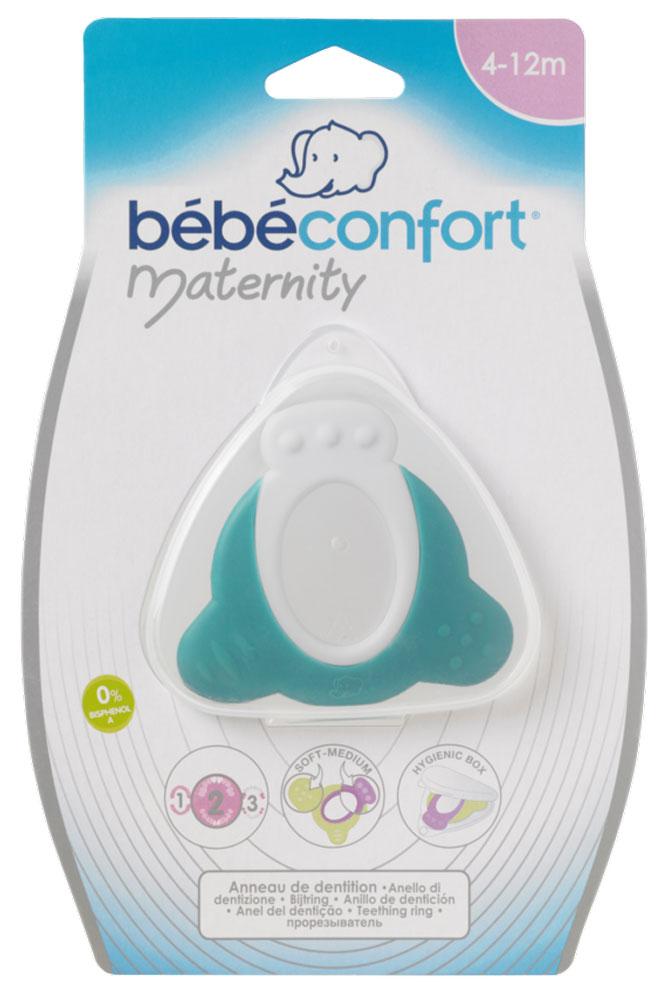 Bebe Confort Прорезыватель 4-24 мес. соски bebe confort из латекса для бутылочек с широким горлышком 2 шт 6 24 мес