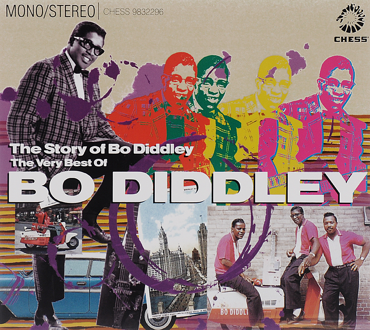 Бо Диддли Bo Diddley. The Story Of Bo Diddley (2 CD) пальто alix story alix story mp002xw13vur