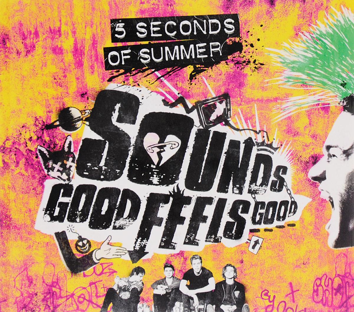 5 Seconds Of Summer 5 Seconds Of Summer. Sounds Good Feels Good 5 seconds of summer perth