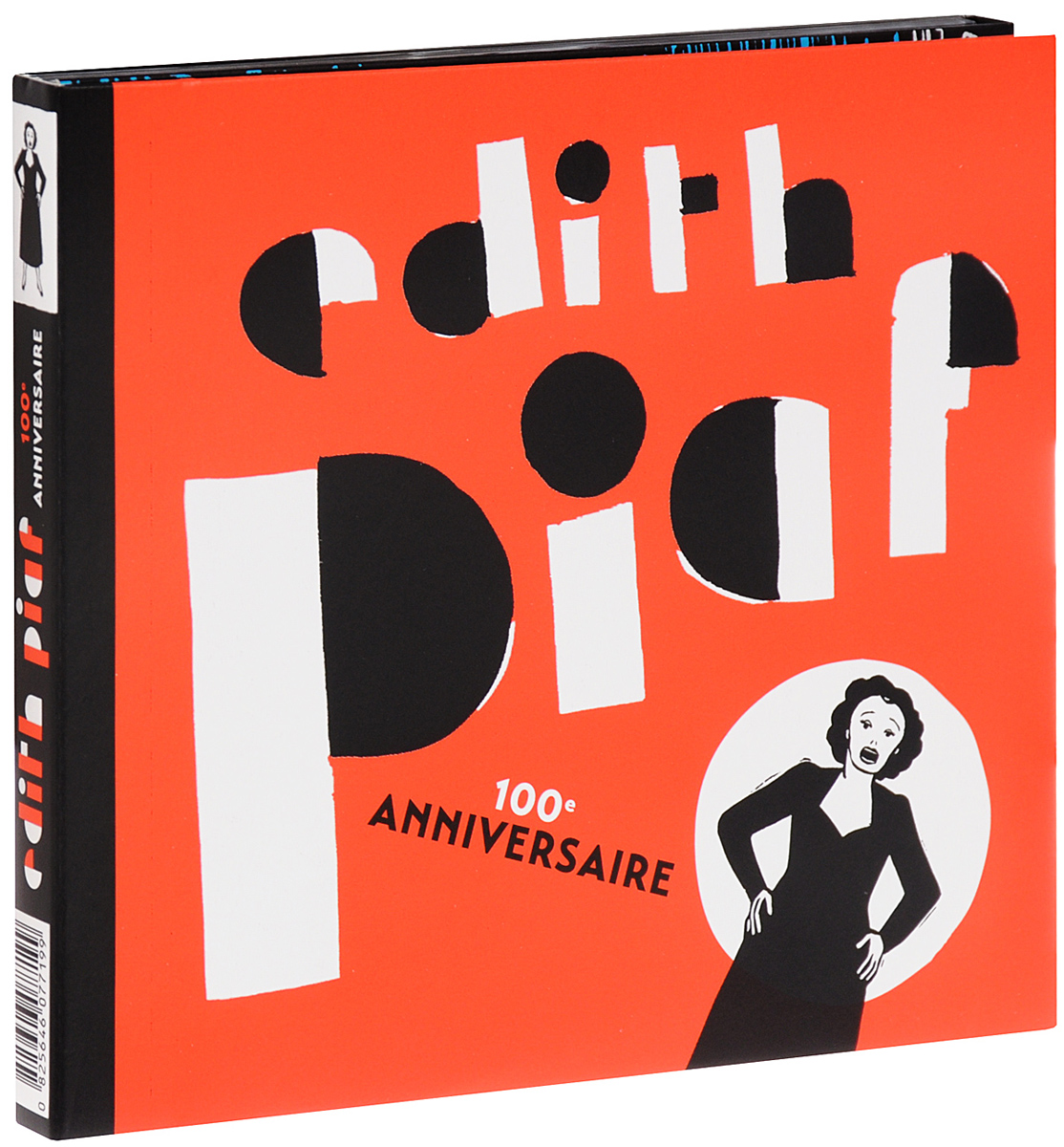 Эдит Пиаф Edith Piaf. 100e Anniversary (2 CD) эдит пиаф edith piaf fais moi valser 2 cd