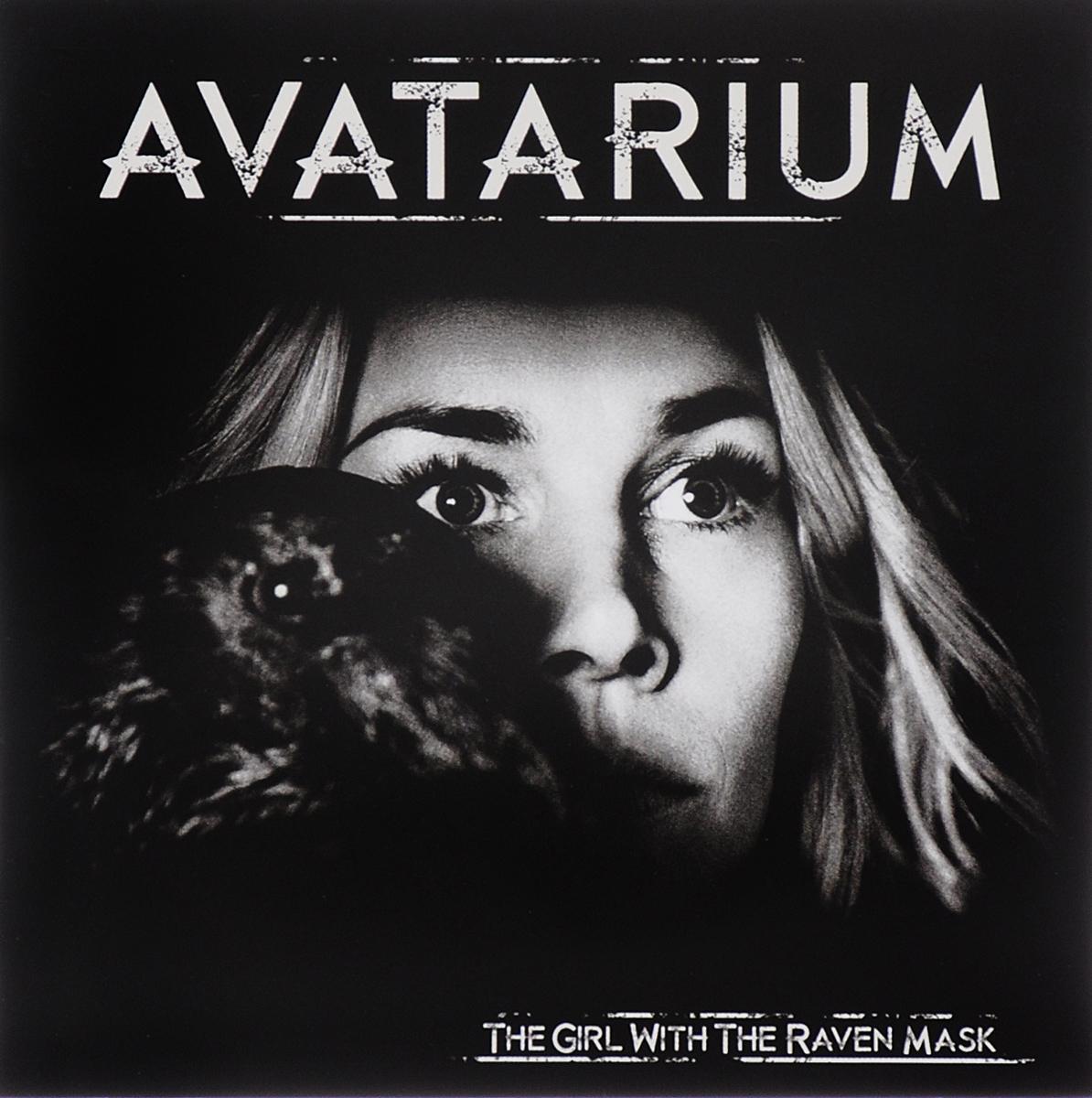 Avatarium Avatarium. The Girl With The Raven Mask худи print bar gas mask girl