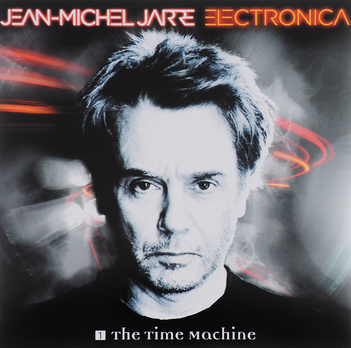 Jean Michel Jarre. Electronica 1 - The Time Machine