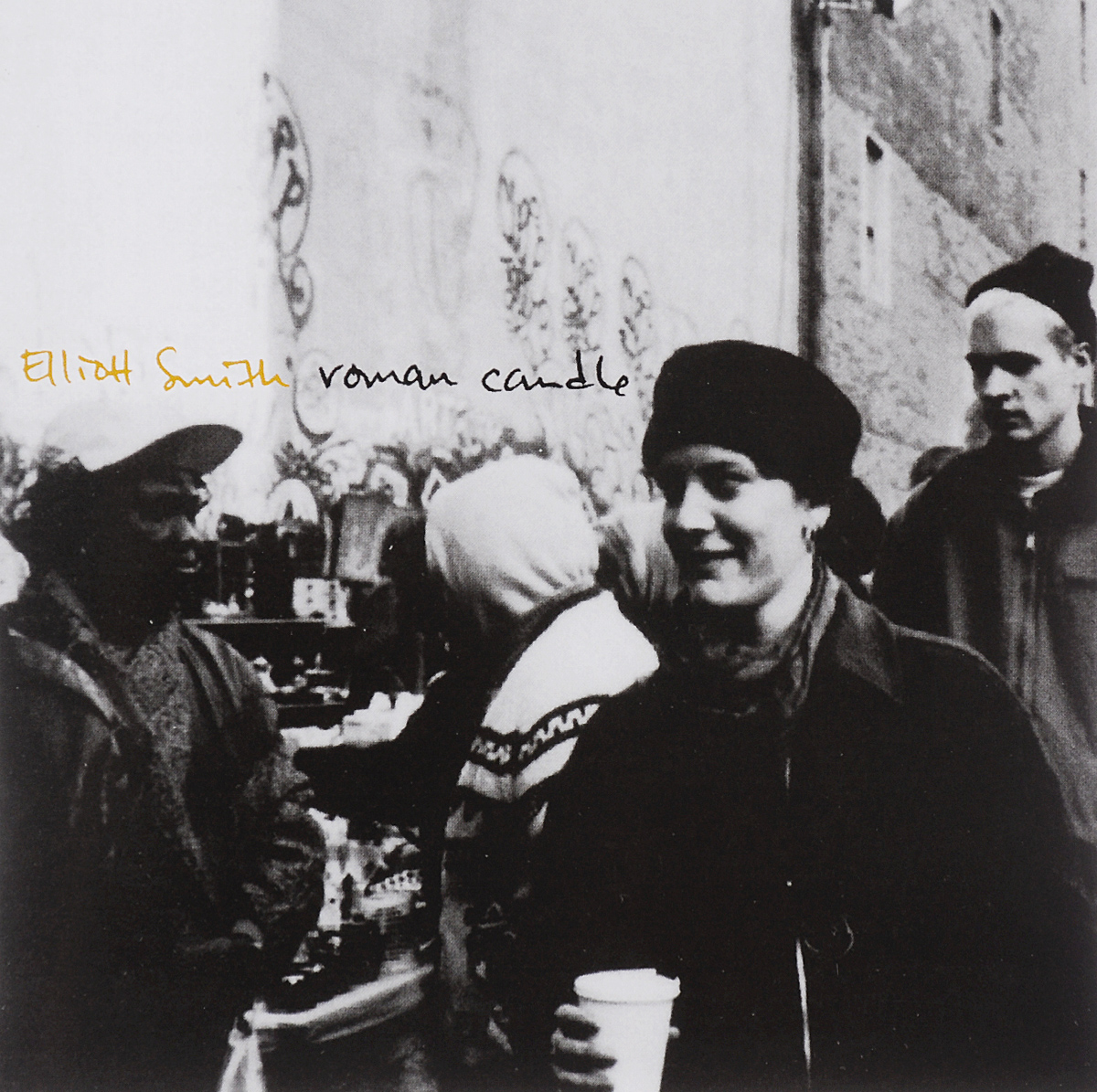 Эллиот Смит Elliott Smith. Roman Candle