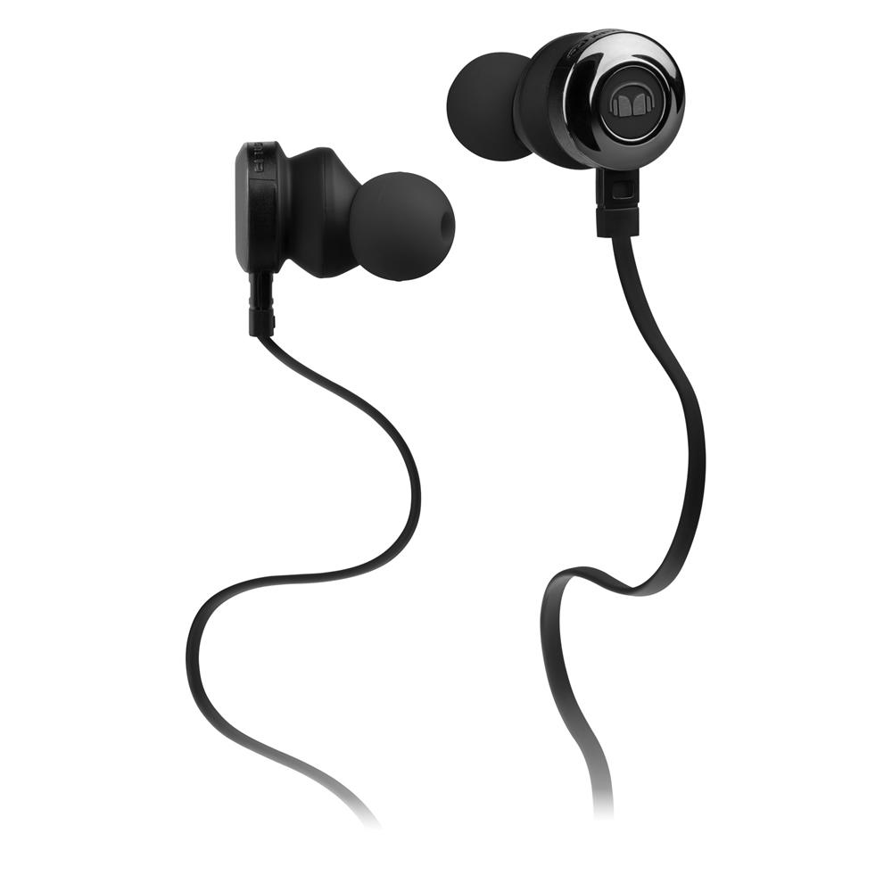 Monster Clarity HD In-Ear, Black гарнитура128665Отличный дизайнРазница между тщательно разработанными наушниками и наушниками массового производства, идущими в комплекте со смартфоном или другим устройством, в том, что комплектные наушники выходят из строя через несколько месяцев. Выбросьте все стандартные аксессуары и откройте для себя всемирно известное качество наушников Monster. Высокий уровень комфортаЛучшие в своем классе наушники Clarity HD созданы в первую очередь для вашего удобства. Мы провели несколько тестирований, чтобы убедиться, что наушники подходят всемЛучший звукВставные наушники Clarity HD обеспечивают превосходную шумоизоляцию и высококачественный звукУправление музыкой и вызовамиОтвечайте на вызовы на Вашем смартфоне или переключайте музыкальные треки в одно касание с помощью встроенного пульта управления музыкой и вызовами ControlTalk. Микрофон высокой четкости без искажений передаст Ваш голос во время общения