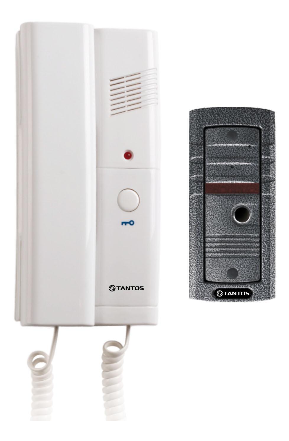 Tantos TS-203Kit аудиодомофон - Домофоны